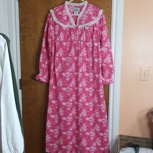 Anthony Richards Flannel Gown